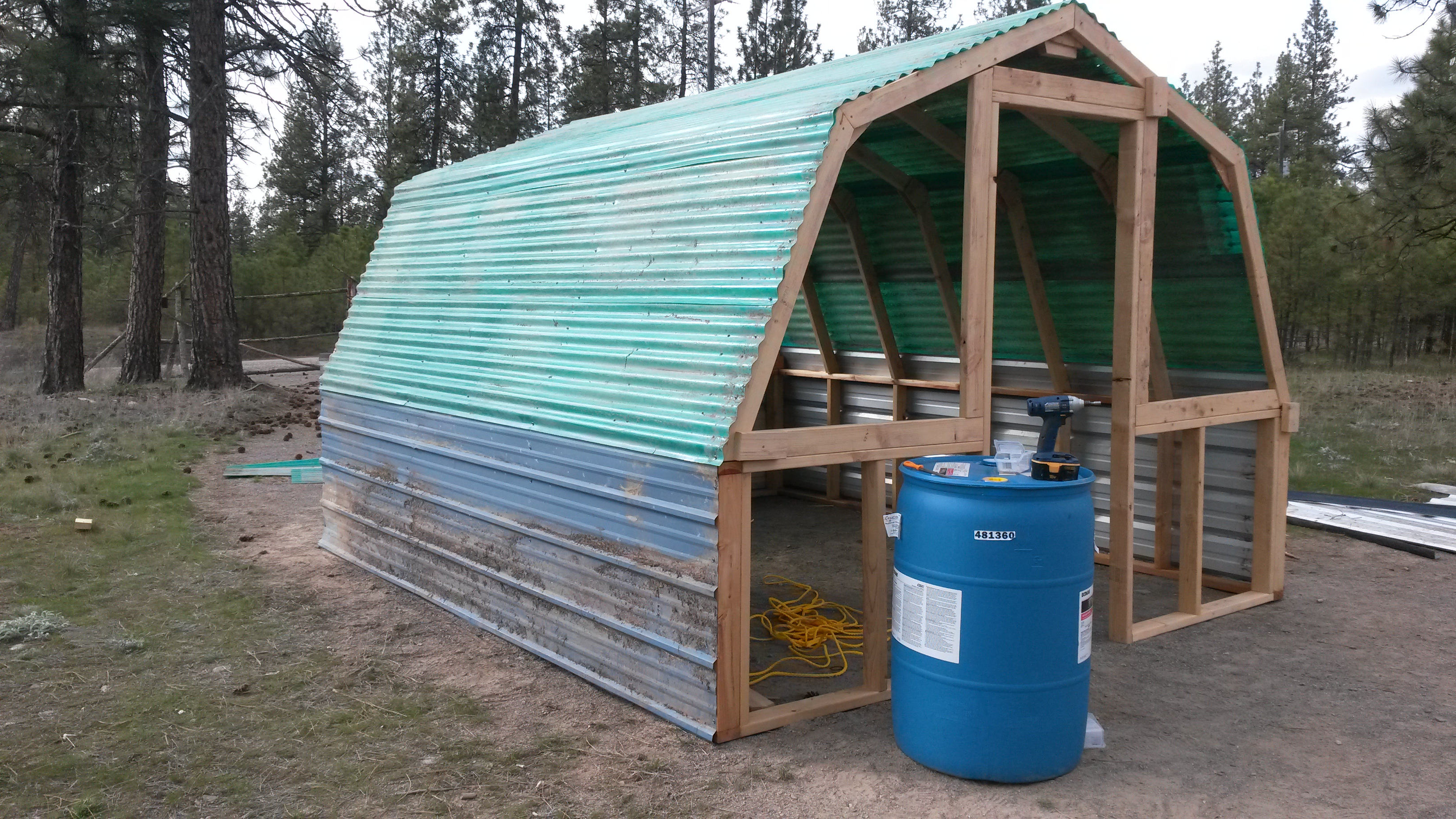 our a option newest the clerestory shed tuff roof introducing o sheds options buy